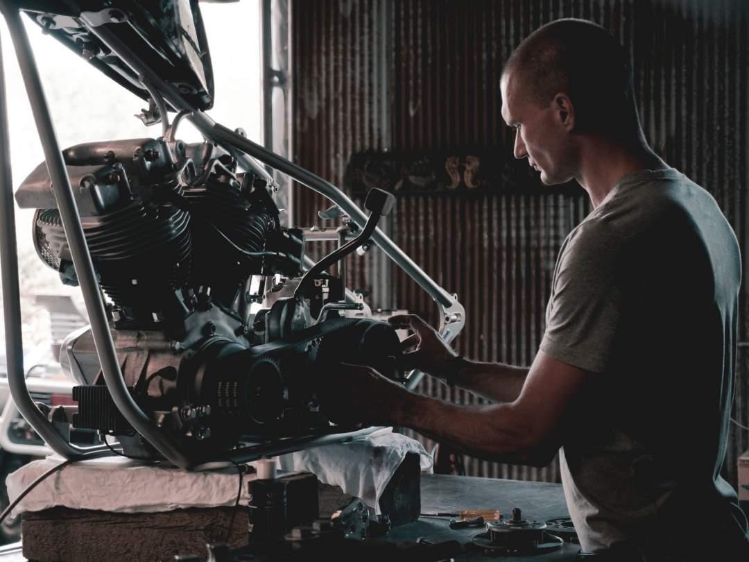 重度の金属アレルギー持ちがバイクに乗るとき困ること 24