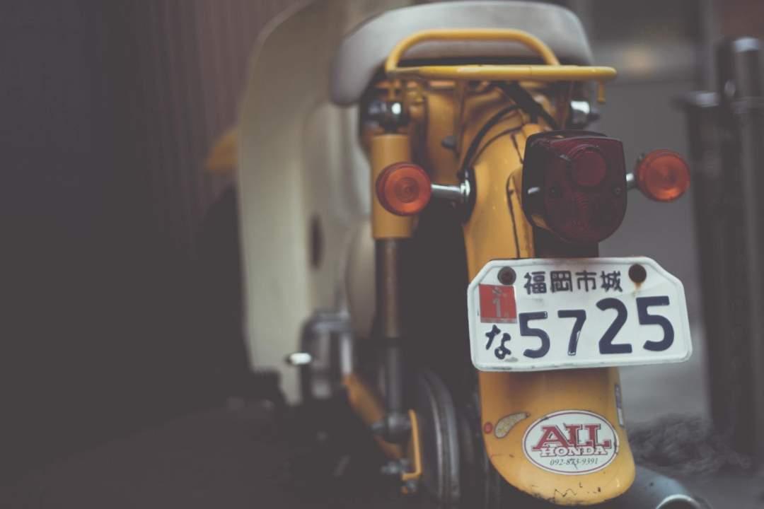 バイクの花粉症対策で重要な4つのポイント 18