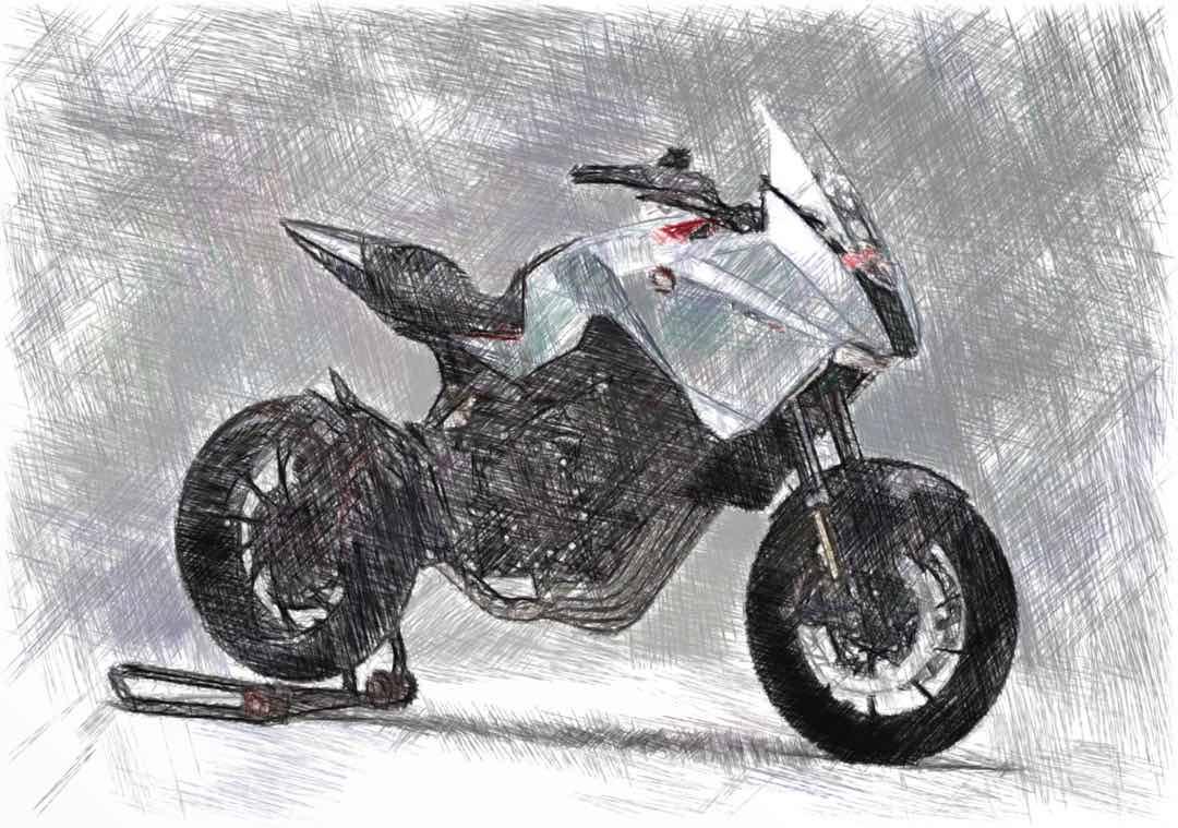 ホンダの新しいコンセプトバイクCB4Xまとめ 9