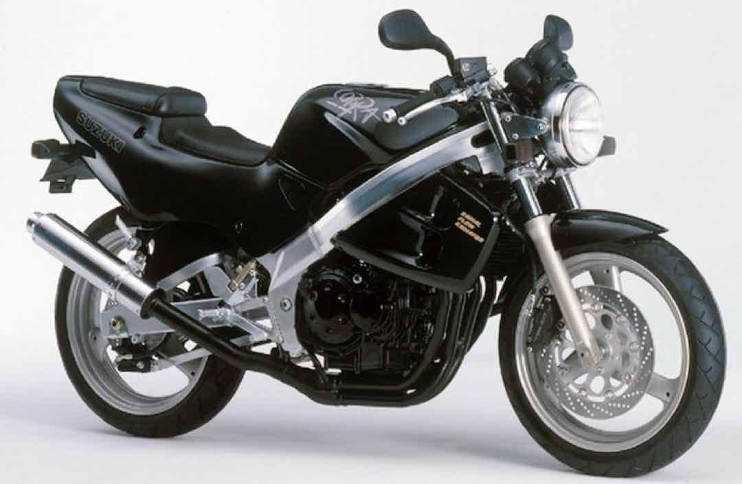 ホンダの新しいコンセプトバイクCB4Xまとめ 11