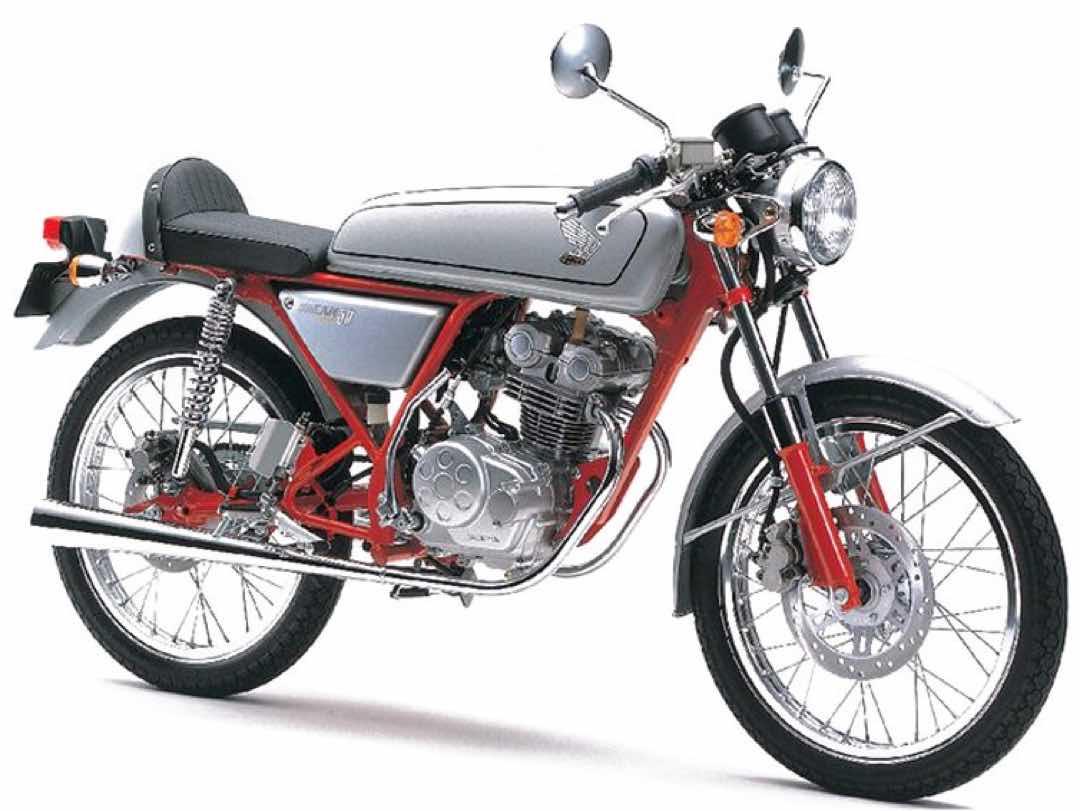 人とかぶらないバイク10選 33