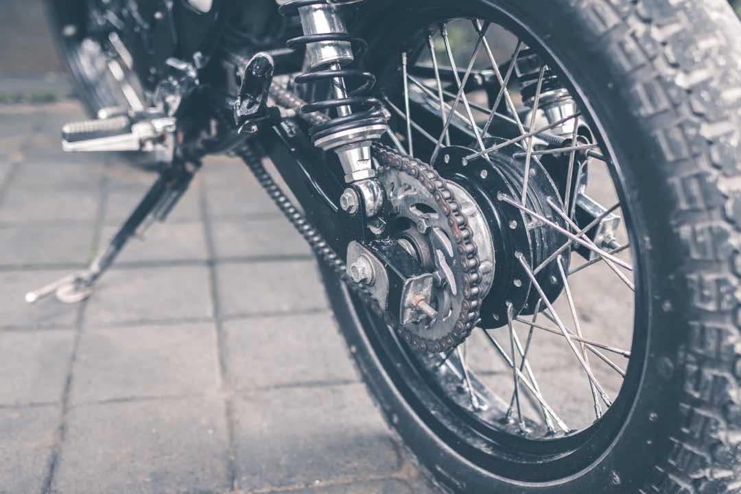 バイクの雨対策でするべきこと 57