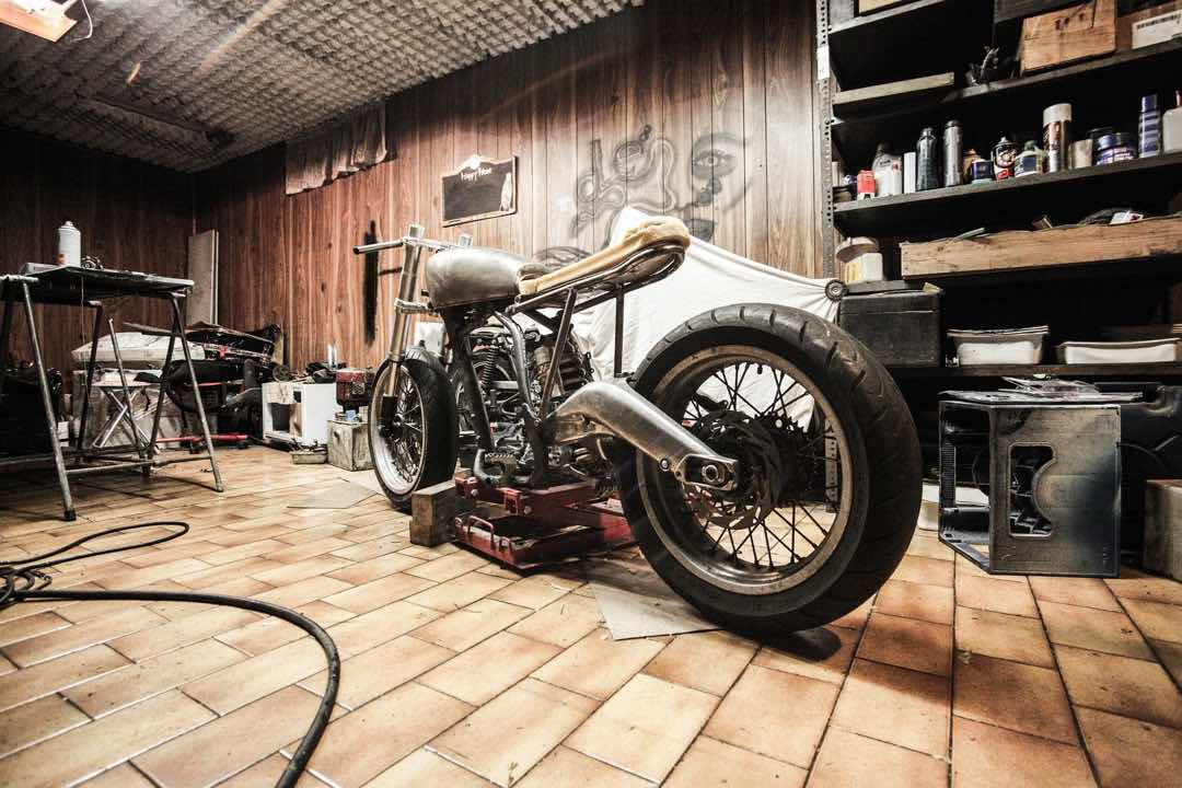 バイク用ガレージを借りるならハローコンテナ一択の理由 37