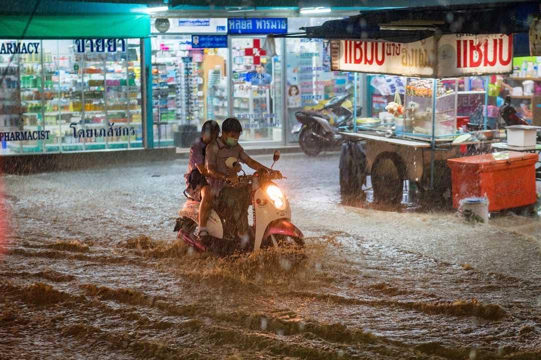 バイクの雨対策でするべきこと 51