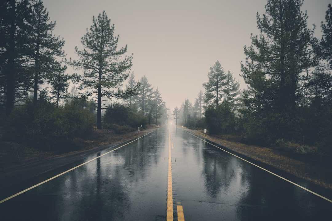 バイクの雨対策でするべきこと 50