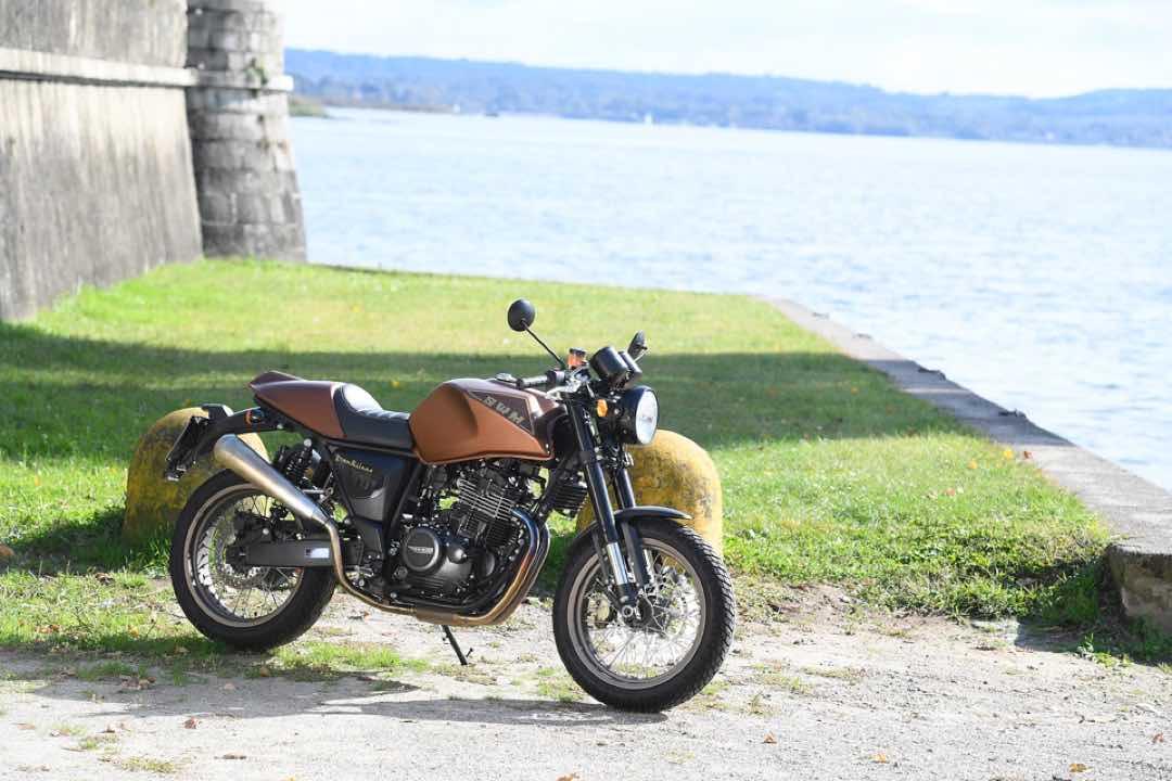 人とかぶらないバイク10選 38