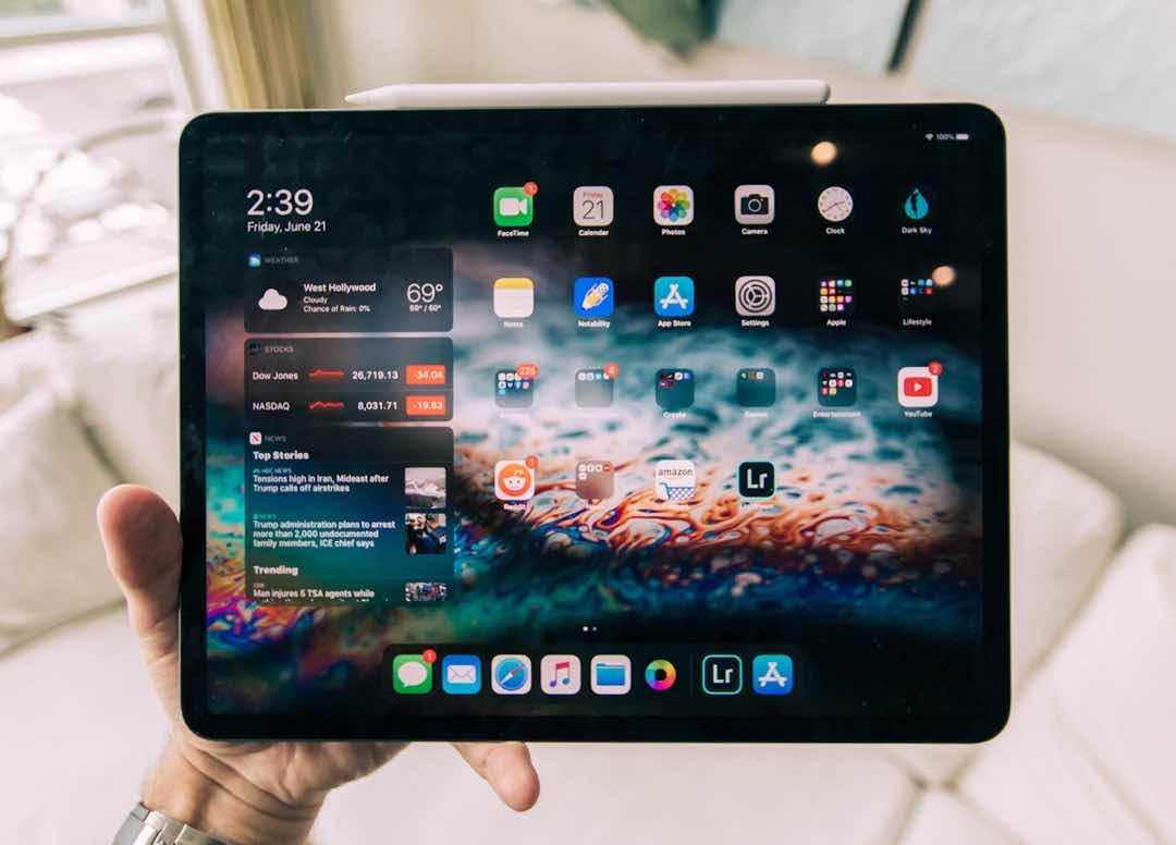 iPad10.5からiPad Pro 2020に乗り換えて良かったこと 25