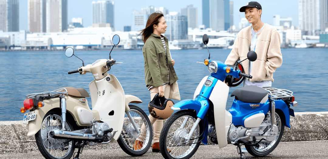 かわいいバイク12選【女子必見】 77