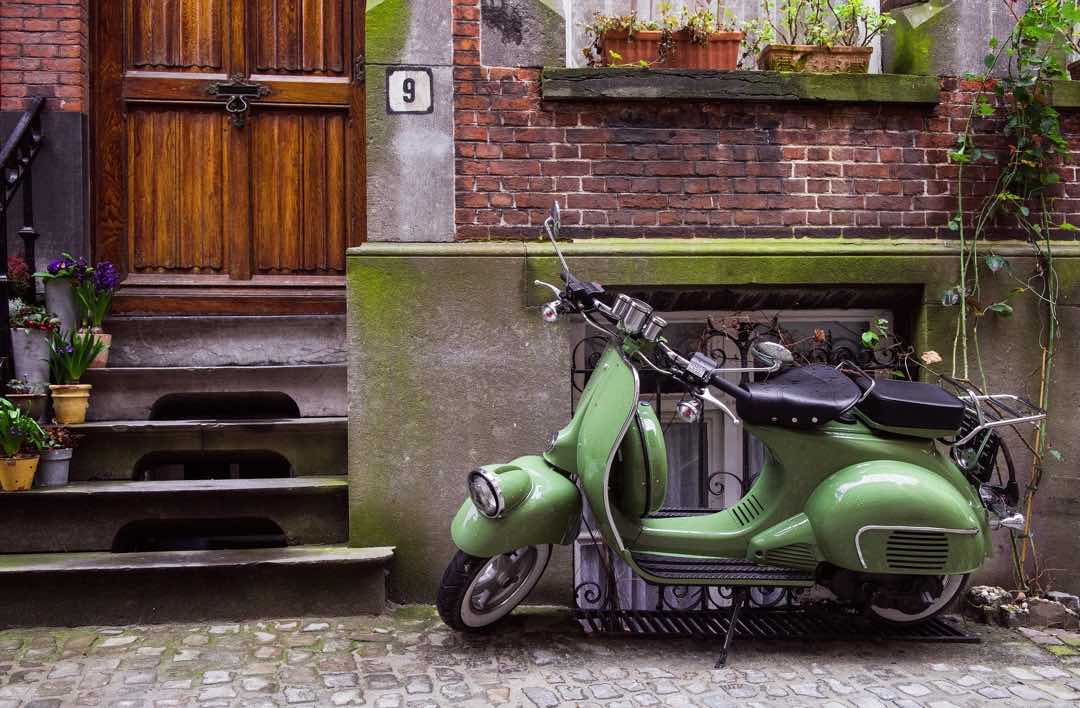 かわいいバイク12選【女子必見】 76
