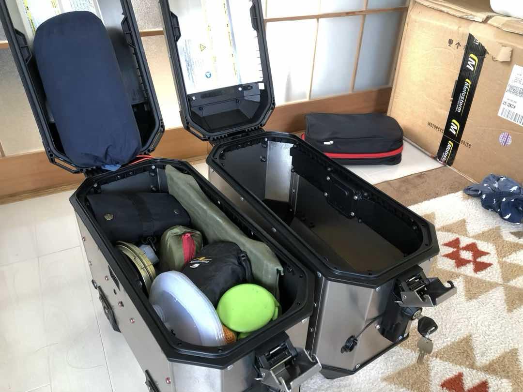 GIVI新作トレッカーALASKA【日本最速レビュー】 54