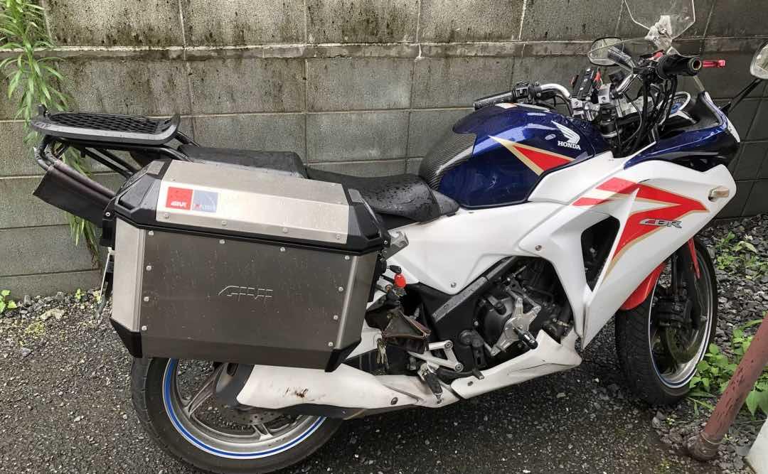 GIVI新作トレッカーALASKA【日本最速レビュー】 66