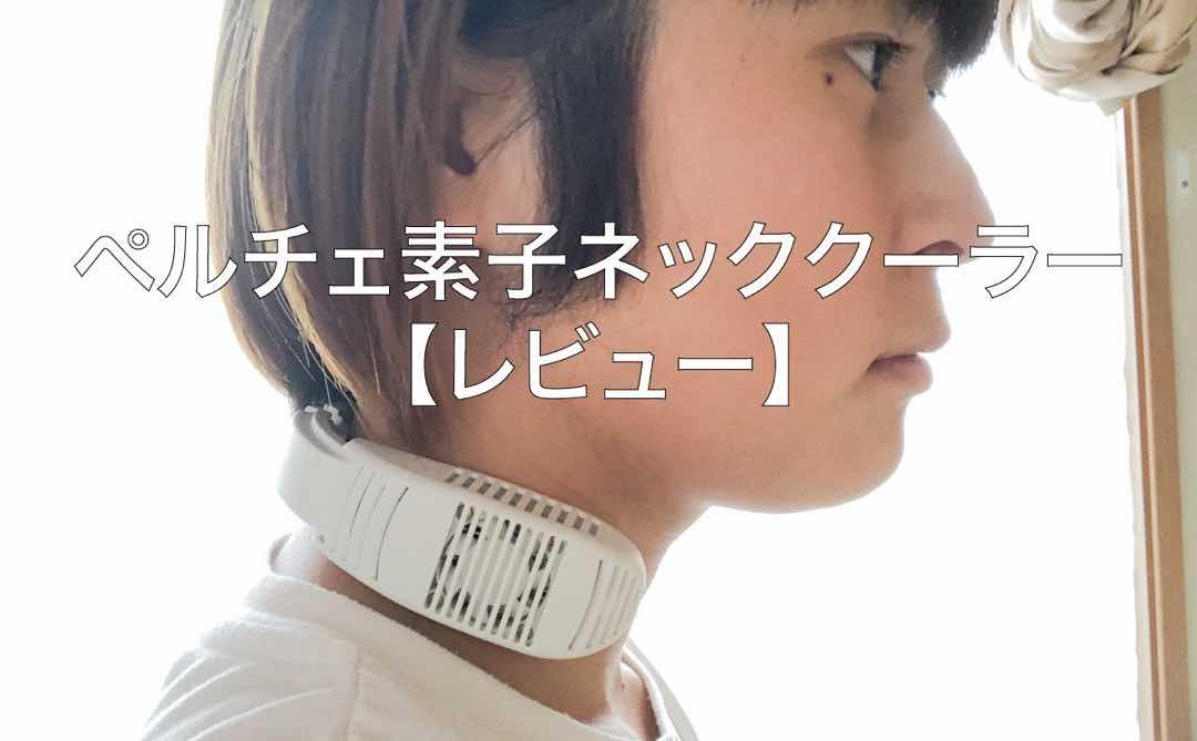 ペルチェ素子ネッククーラー【レビュー】 17